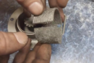 Сетка горелки Eberspacher D2 burner mesh