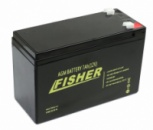 AGM аккумулятор 7Ah Fisher 12B