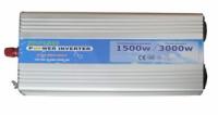 Инвертор NV-P 1500Вт/12В-220В Чистая синусоида