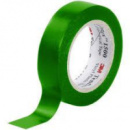 Изолента 3M 25 м x19мм х0,13мм зелёная