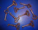 Ключи в шкаф советские