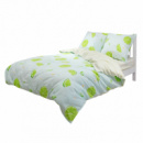Комплект постельного белья Moorvin Полуторный Сатин 150х215 см (SAP_117_0249_K)
