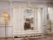 Спальня Венеция Шкаф 4 двери