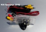 Штатная камера заднего вида KIA Sportage 2016 с LED подсветкой