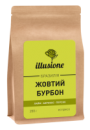 Кофе Illusione Brazil Yellow Bourbon 200 г.