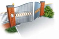 Приводы и автоматика AN-Motors для распашных ворот