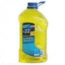 Жидкость бачка омывателя зима HELPIX лимон 4л -22С