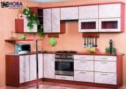 Кухня Лаура постформинг