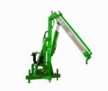 Тракторный навесной погрузчик гидравлический манипулятор ГСТ — 1000 «Диапазон»