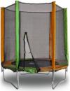 Батут KIDIGO 140 см с защитной сеткой (hub_ZgqN93952)