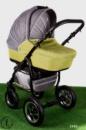 Детская универсальная коляска 2 в 1 British