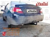 Тягово-сцепное устройство (фаркоп) Daewoo Nexia (sedan) (1995-...)
