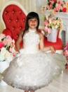 Прокат платья «Шампань» на 5-6 лет