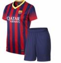 Футбольная форма Barcelona 13/14 (домашняя)