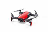 Квадрокоптер DJI MAVIC AIR FLAME Red (1345680)