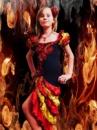 Кармен - детский карнавальный костюм на прокат