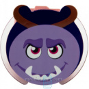 Портативная колонка HX-208 зубастик фиолетовая