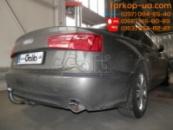 Тягово-сцепное устройство (фаркоп) Audi A6 (sedan, avant, Allroad) (2011-2018)