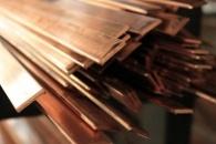 Полоса бронзовая ГОСТ 1761 марки БрОФ 6,5-0,15