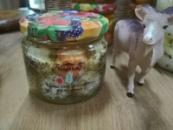 Сир козиний м'який у соняшниковій олії «Пінг Понг» 280г.