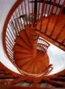 Винтовая лестница: цена, купить или заказать Кривой Рог