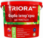 Краска Triora «Інтер'єрна, що миється», 10 л