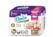 Подгузники Dada Extra Care Newborn - 1 (2-5 кг) , 26 шт.
