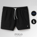 Шорты Polo Ralph Lauren Swimming Trunks черные