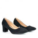 Женские туфли Майорка черные