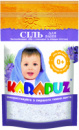 Сіль дитяча для ванн «Карапуз» Лаванда-Піхта, 500 г, Соль детская для ванн «Карапуз»Лаванда-Пихта