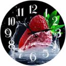 Часы настенные вкусняшки