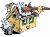 Эмочки для уборки в доме