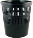 Корзина пластиковая Delta (черная)