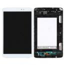 Дисплейный модуль для планшета LG G Pad 8.3 V500 3G, белый, дисплей с тачскрином