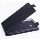 Флип-чехол для Lenovo A606 (цвет черный)