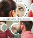 Гибкое зеркало на присоске с подсветкой с 5x увеличением Ultra Flexible Mirror