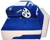 Детский диван для мальчика «Синий бумер», Львов