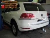 Тягово-сцепное устройство (фаркоп) Volkswagen Touareg (2006-2018)