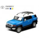 Машинка микро р/у 1:43 лиценз. Toyota FJ (синий, желтый)