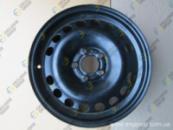 Диск колеса стальной OPEL 6,5J R16 ET37 GM 13116624