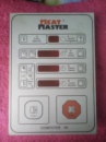 Бокс с кнопками Meat Master + плата индикации