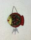 Ключница «Цветочная рыбка»