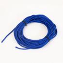 Жгут спортивный резиновый в тканевой оплетке ( резина, d-8 мм, I-100 см, синий ) rez.blu8