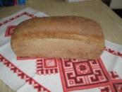 Хліб житньо-пшеничний 1 кг