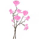 Виниловая Наклейка Glozis Magnolia Light Pink
