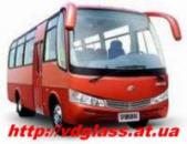 Лобовое стекло для автобусов YouYi ZGT 6832 в Никополе