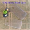 Прозрачный пластиковый чехол для смартфона UMI ROME