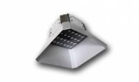 Монтаж и установка промышленных светодиодных светильников.