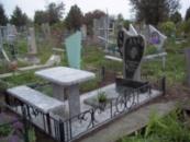 Оградка для памятника металлическая