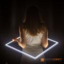Світильник світлодіодна панель EVROLIGHT PANEL-ART-50 4000K 4000Лм